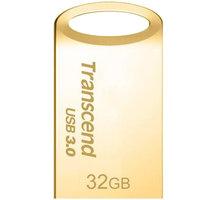Transcend JetFlash 710 32GB zlatá