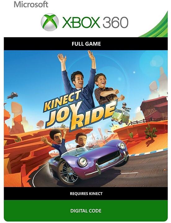 Kinect Joyride (Xbox 360) - elektronicky