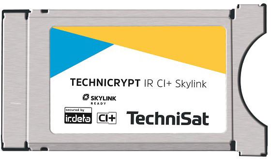 TechniSat dekódovací modul TechniCrypt IR CI+ Skylink