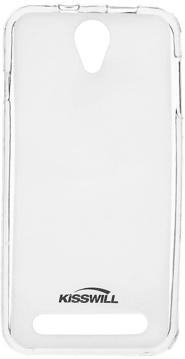 Kisswill TPU pouzdro pro Acer Liquid Z6 , transparentní
