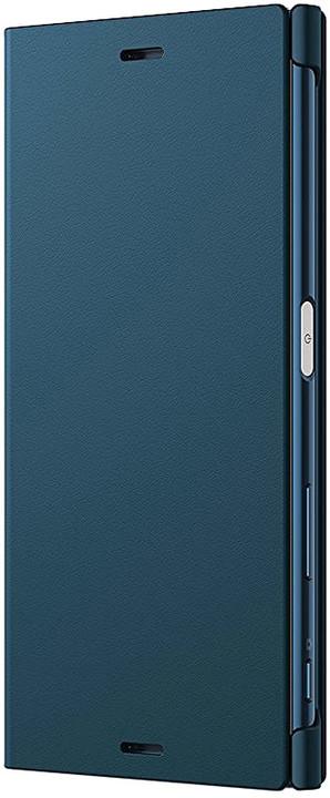 Sony SCSF10 Style Cover Stand Xperia XZ, modrá