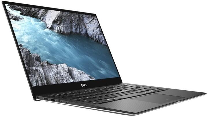 Dell XPS 13 (9305), stříbrná