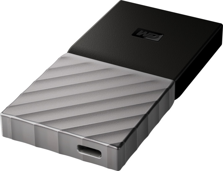 WD My Passport SSD - 256GB