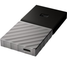WD My Passport SSD - 256GB - WDBKVX2560PSL-WESN