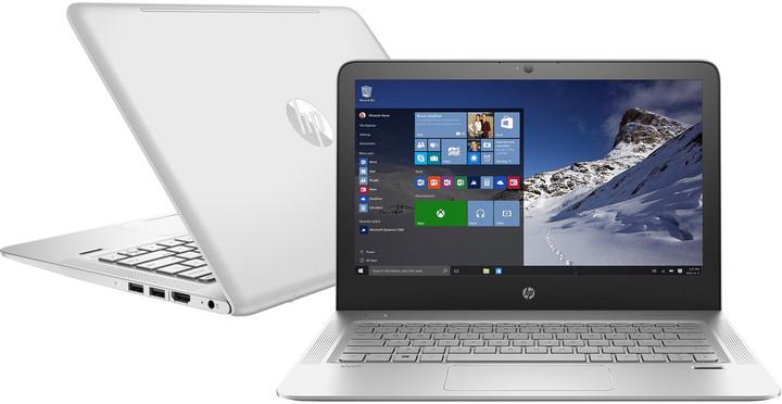 HP Envy 13 (13-d103nc), stříbrná