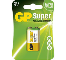 GP Super Value, alkalická 6LP3146 9V, 1ks - GP1604A-2U1