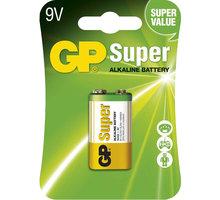 GP Super Value, alkalická 6LP3146 9V, 1ks - 1013511000