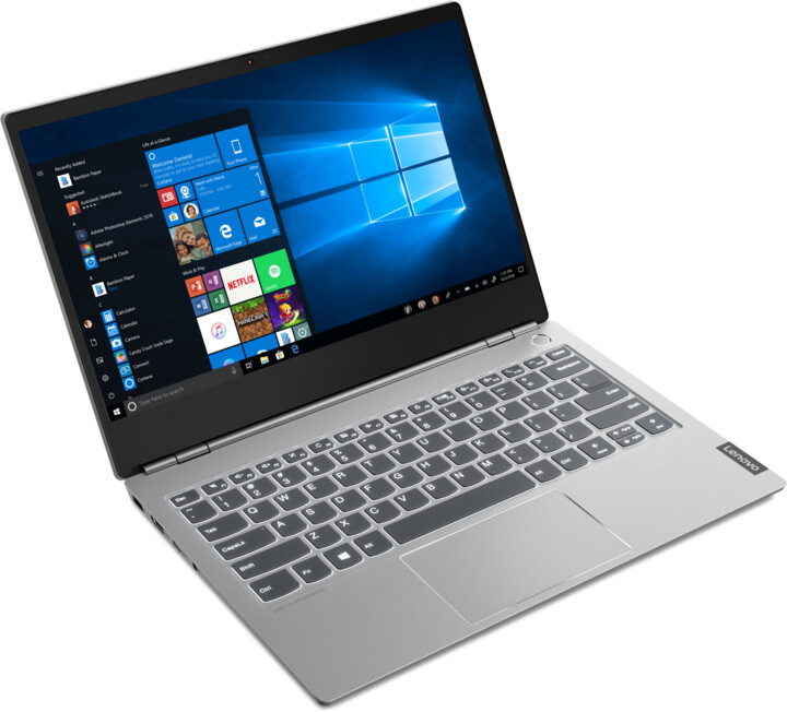 Lenovo ThinkBook 13s-IWL, šedá