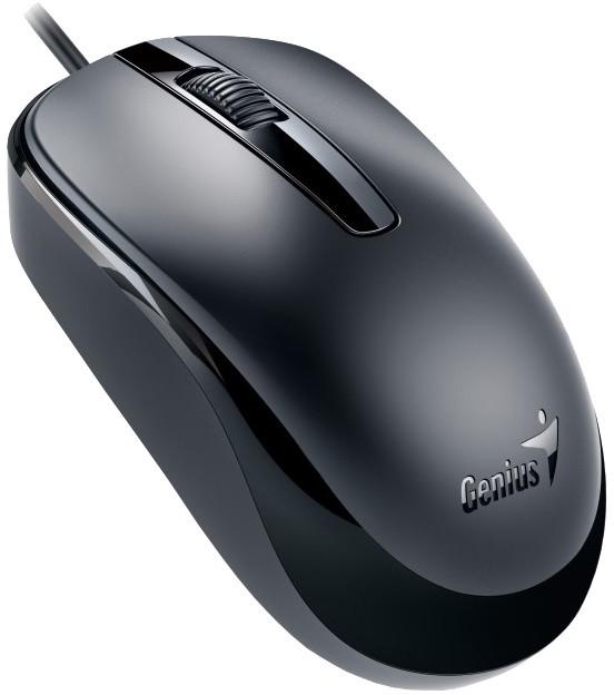Genius DX-120, USB, černá
