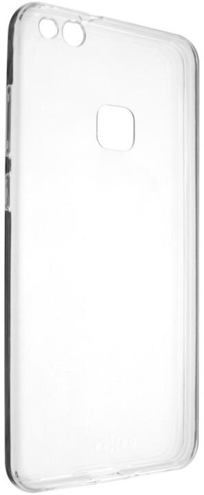 FIXED TPU gelové pouzdro pro Huawei P10 Lite, čiré