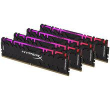 HyperX Predator RGB 32GB (4x8GB) DDR4 3200 CL16 CL 16 - HX432C16PB3AK4/32