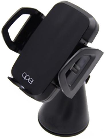 Apei Qi C2 Wireless Car Charger, černá