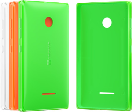 Microsoft kryt CC-3096 pro Lumia 435/532, bílá