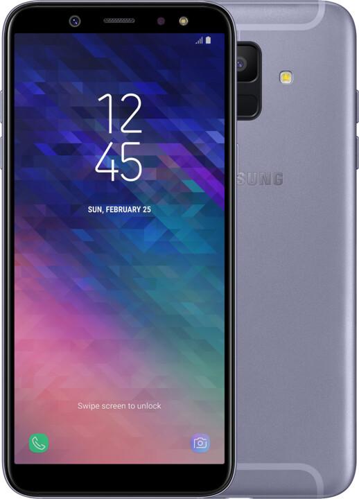 Samsung Galaxy A6 (SM-A600), Lavander