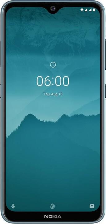 Nokia 6.2, 4GB/64GB, Dual SIM, Ice