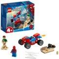 LEGO® Super Heroes 76172 Poslední bitva Spider-Mana se Sandmanem
