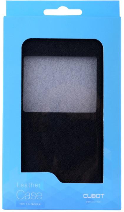 CUBOT Cheetah/Cheetah 2 Flip Case, černá