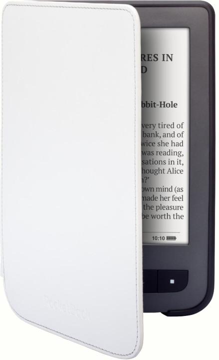 PocketBook pouzdro pro 624, bílá