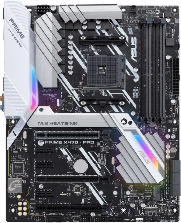 ASUS PRIME X470-PRO - AMD X470