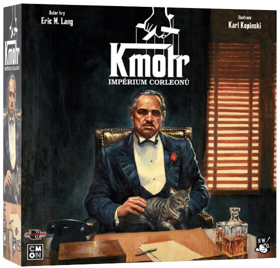 Kmotr: Impérium Corleonů