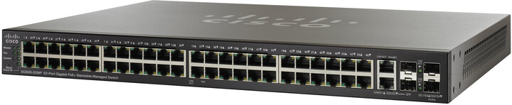 Cisco SG500-52MP