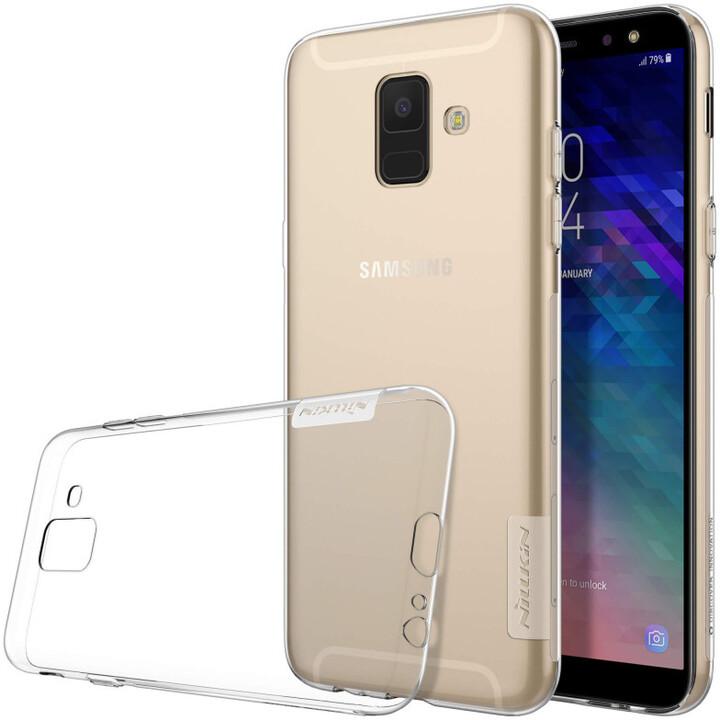 Nillkin Nature TPU pouzdro pro Samsung A600 Galaxy A6, transparent