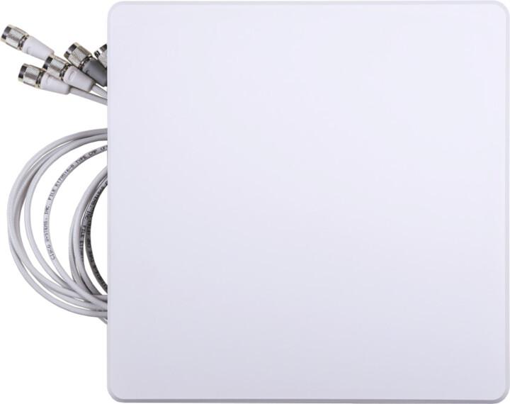 Cisco Meraki MR Dual-Band, 7dBI, RP-TNC pro MR42E, bílá