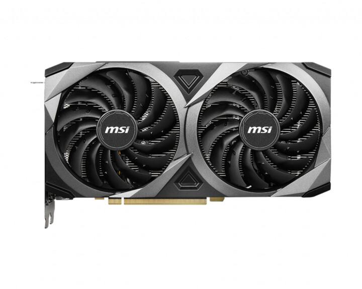 MSI GeForce RTX 3070 VENTUS 2X OC, 8GB GDDR6