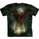 Tričko The Mountain Death Angel, zelená (US XL / EU XXL)