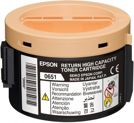 Epson C13S050651, černý, return