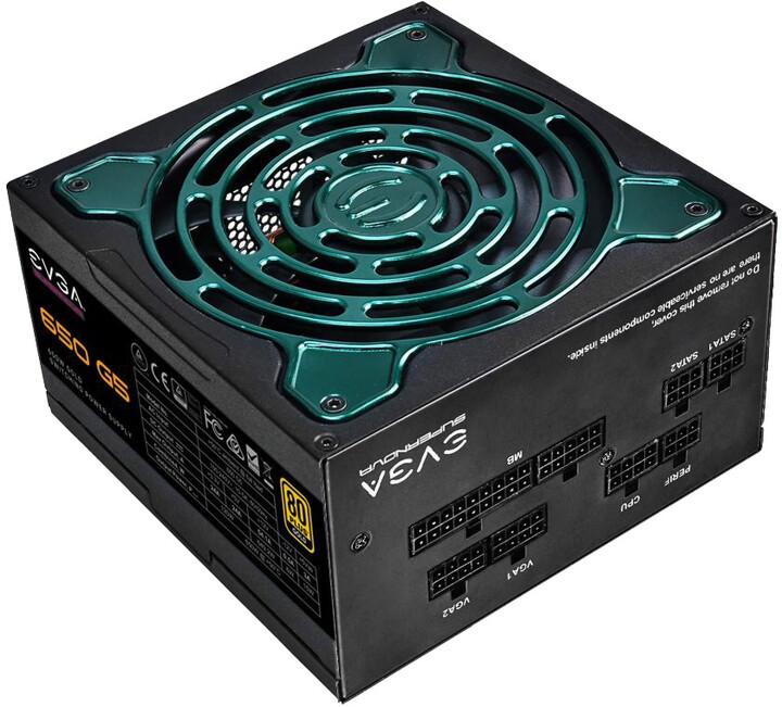EVGA SuperNOVA 650 G5 - 650W