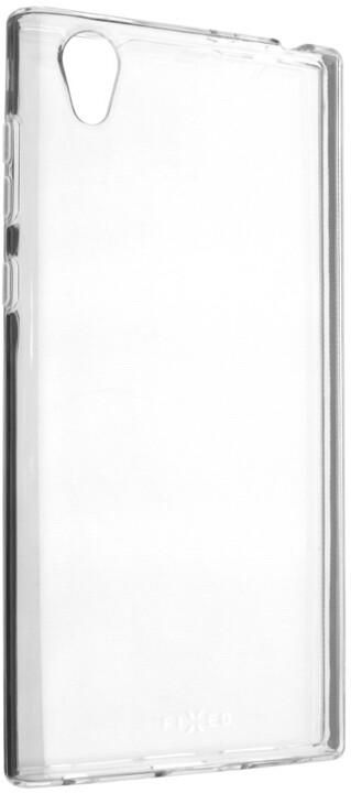 FIXED TPU gelové pouzdro pro Sony Xperia L1, čiré