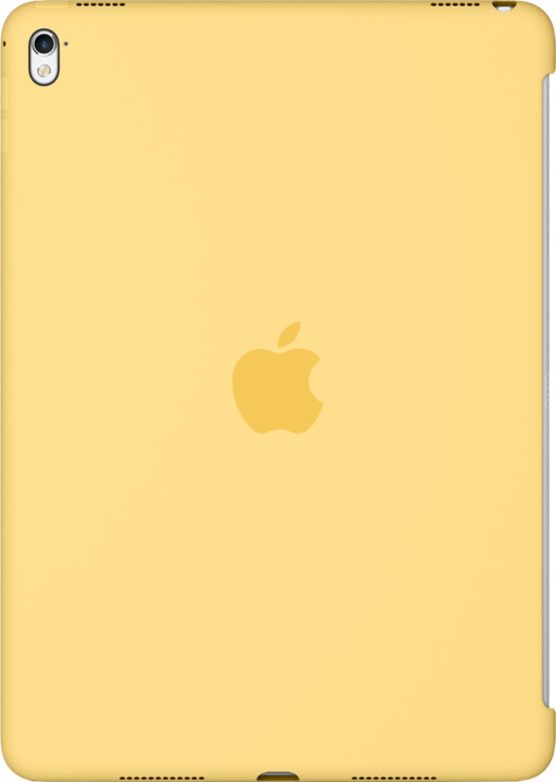 "Apple Silicone Case for 9,7"" iPad Pro - Yellow"