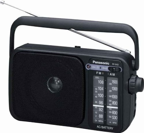 Panasonic RF-2400EG9-K