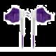 Yurbuds Inspire 400, fialová