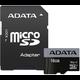 ADATA Micro SDHC Premier Pro 16GB 95MB/s UHS-I U3 + SD adaptér