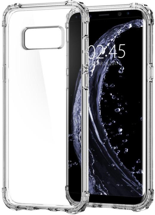 Spigen Crystal Shell kryt pro Samsung Galaxy S8, crystal