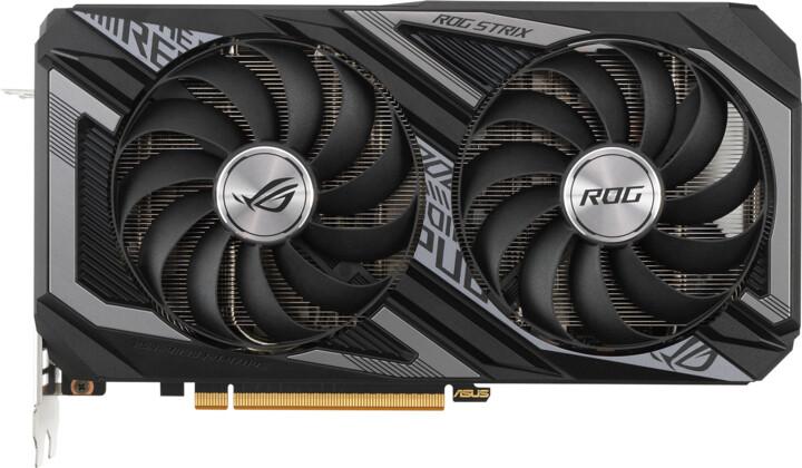 ASUS Radeon ROG-STRIX-RX6600XT-O8G-GAMING, 8GB GDDR6