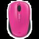 Microsoft Mobile Mouse 3500, růžová