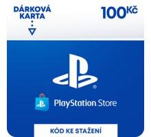 PlayStation Store naplnění peněženky 100 Kč - elektronicky