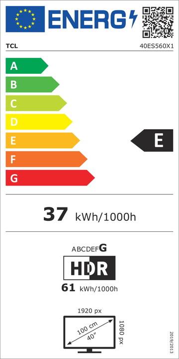 Energetický štítek E