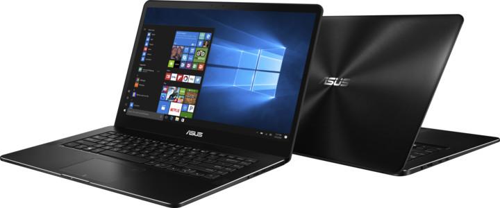 ASUS ZenBook Pro UX550VE, černá