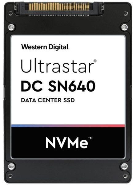 """WD Ultrastar SN640, 2,5"""" - 960GB"""