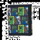 Peněženka Minecraft - Characters, dětská