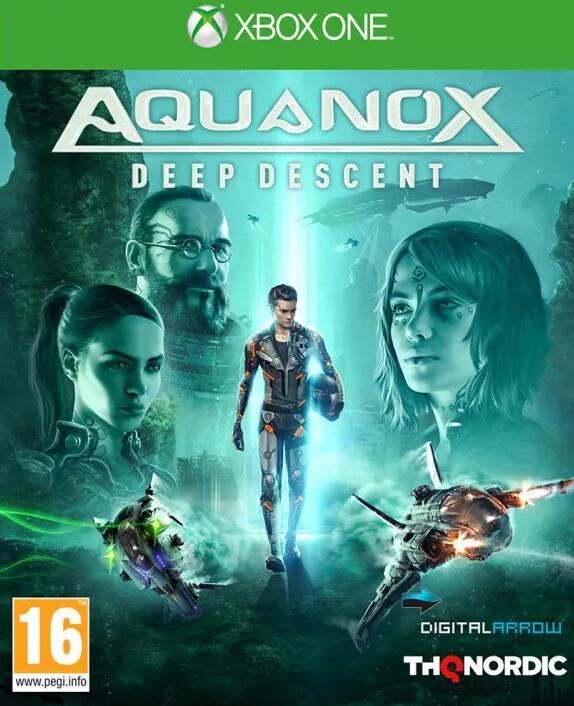 Aquanox: Deep Descent (Xbox ONE)