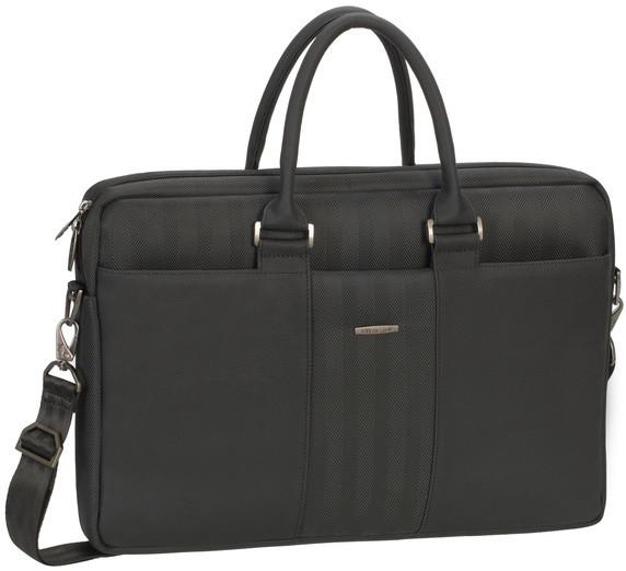 """RivaCase 8135 business brašna na notebook 15,6"""", černá"""