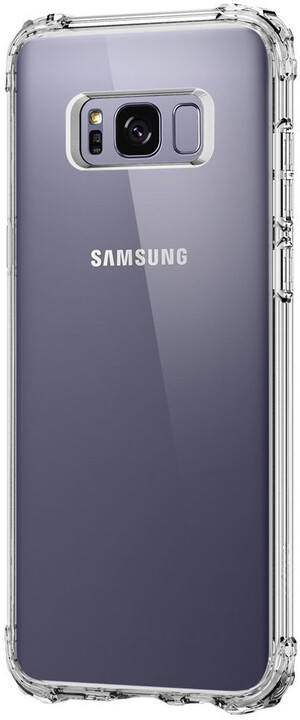Spigen Crystal Shell pro Samsung Galaxy S8+, clear crystal