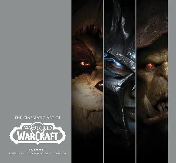 Kniha The Cinematic Art of World of Warcraft: Volume 1 (EN)