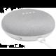 Google Home mini - reproduktor s umělou inteligencí, bílý  + Nakupte alespoň za 2 000 Kč a získejte 100Kč slevový kód na LEGO (kombinovatelný, max. 1ks/objednávku)
