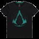 Tričko Assassins Creed: Valhalla - Crest Grid (S)